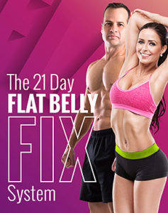 """flat belly fix"