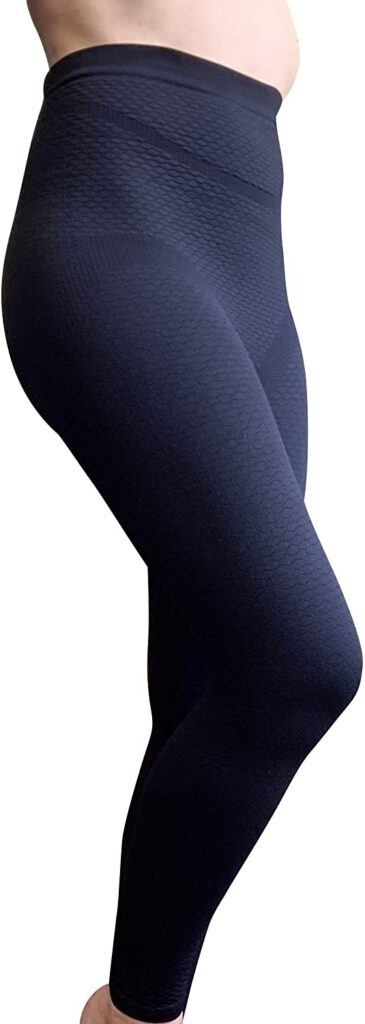 Compression leggings for varicose veins